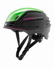 Dynafit DNA Casco Scialpinismo, Black/Green