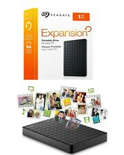 Seagate Expansion Portable Hard Drive for PC,Xbox One,PS4 1TB 2TB
