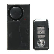 Wireless Remote Control Magnetic Sensor Door Window Home Security Burglar Alarm