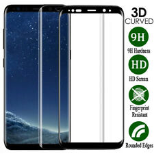 3D Curved Gorilla Tempered Glass Screen Protector For Samsung Galaxy S9 S7 A8 S8