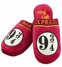 Official Harry Potter 9 and 3/4 Hogwarts Express Slippers
