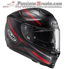 Hjc Rpha 70 Dipol Mc1sf negro rojo black red