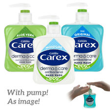 250ml Bath & Body 2 X Carex Original Protecting Antibacterial Moisturising Handwash Refill Other Bath & Body Supplies