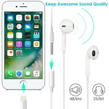 For iPhone 7 7 8 X Plus Lightning To 3.5mm Jack Earphone Headphone Aux Adapter