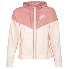 giacca a vento donna Nike  WINDRUNNER SPORTCOUP  Rosa Rosa  8285876