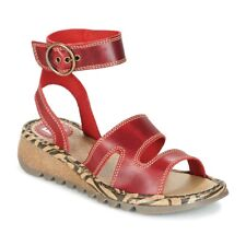 Sandali donna Fly London  TILY  Rosso Rosso  4756378