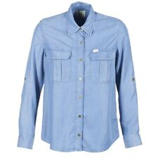 Camicia donna Lee  RELAXED SHIRT  Blu Blu  4552991
