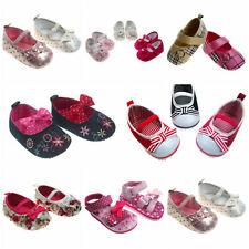 Multi listing baby girl pram shoes crib shoes sandals 0-3-6-9-12-15-18-24 months