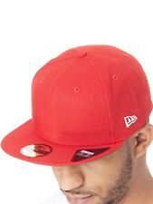 DC New Era Tango Red Skate Fitted Cap