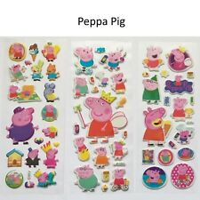 Peppa Pig Party 16 Napkins Party 2 Ply Tableware & Peppa Stickers
