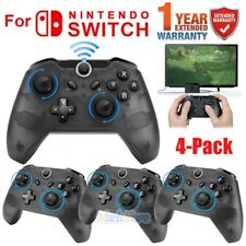 1-4Packs Bluetooth Controller Gamepad Joypad for Nintendo Switch Console Gift