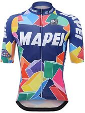 Jacket team MAPEI S SMS SANTINI VERY GOOD CYCLING jersey0 ... 08fb1a8f8