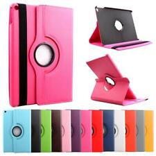 360 Rotating Flip PU Leather Stand Case Cover For Various Apple iPad