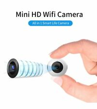 Mini Camera Wifi IP HD Night Vision 720P Camcorder Android Outdoor DVR DV Wide