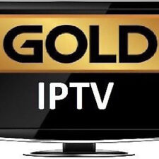 IPTV GOLD SERVER SUBSCRIPTION for 1 month, 3 month, 6 month and 1 year