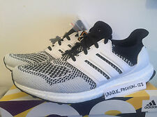 new product b9910 8849c ADIDAS ULTRA BOOST SNS TEE TIME UK 6 7 8 9 10 11 12 SNEAKERSNSTUFF WHITE