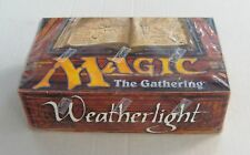 1997 Magic The Gathering MTG - WEATHERLIGHT - PICK YOUR CARD - COMPLETE YOUR SET