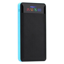2.1A Dual USB Power Bank Case 4/6*18650 Battery Charger DIY Box Case Kit for