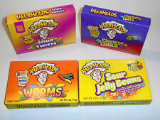 AMERICAN CANDY, SOUR SWEETS,WARHEADS
