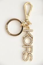 NWOT MICHAEL MICHAEL KORS Rhinestone Kors Key Fob with Box