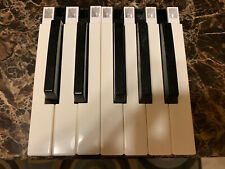Replacement keys for Roland JD-800 D-70 U-20 synthesizers refurbished