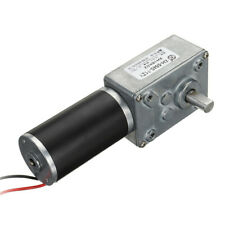 High Torque Gear Motor 24V DC 16/40/260/470RPM For Intelligent Curtain Motor