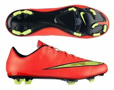 the best attitude 251f6 aa0d5 NIKE MERCURIAL VELOCE II FG FIRM GROUND SOCCER CR7 SHOE FOOTBALL Hyper Punch