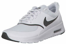 official photos a049e ea50c Nike Air Max Thea Women s Sneakers Sport Shoes Trainers 599409 108 White  Black