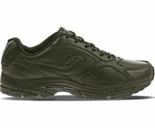 Saucony S4261-2 Omni Walker Wide Black Mens Pronation Running Trainers Shoes