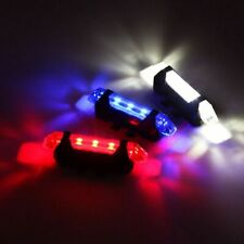 Bike Tail Light  Led USB Rechargeable Bicycle Safety Cycling Warning Rear Lamp