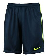 52c438caf8 NIKE Men Squad 17 Knit Shorts Pants Training Jersey Navy GYM Pant 832240-451