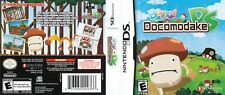 Nintendo DS replacement case with Cover Docomadake