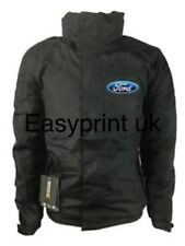 FORD JACKET / COAT FLEECE LINED WITH EMBROIDERED LOGOS