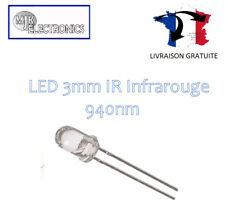 Led Ir Flag Patch Flagge Infrarot Infrared 3mm 940nm