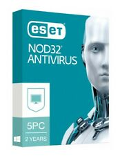 Eset NOD32 Antivirus 2019 V12 / 5 PC / EMAIL DELIVERY (ACTIVATION CODE)