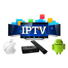 IPTV SUBSCRIPTION 6000 CHANNELS ARABIC USA UK CANADA EUROPE INDIA LATINO VOD LOT