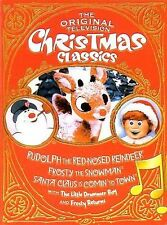 The Original Television Christmas Classics (Rudolph the Red-Nosed Reindeer/Sant