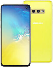 Samsung Galaxy S10e Smartphone (128GB/prism yellow)