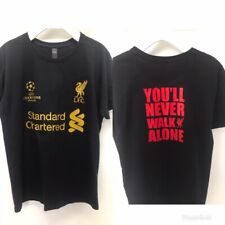 Liverpool t-shirt champions league shirt M Salah
