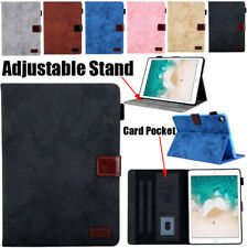 Magnetic Smart PU Leather Stand Flip Case Cover For All Apple iPad Models