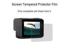Camera LCD Protector Screen Film Protective Accessory for Gopro Hero 5 with Cle