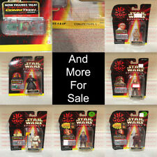 *OBO* Star Wars Episode I Collection 1 CommTech Chip Hasbro 1996-2010