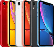 Apple iPhone Xr 64/128/256gb AT&T - Black, Red, Yellow, Blue, White, Coral