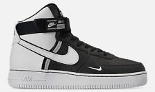 NIKE AIR FORCE 1 HIGH '07 LV8 MEN's CASUAL BLACK - WHITE - WOLF GREY AUTHENTIC