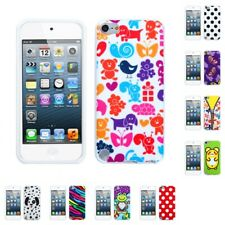 For Apple iPod Touch 5th 6th Gen TPU Design Case Phone Cover