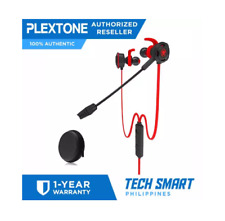 Plextone G30 Gaming Earphones with Mic In Ear Gaming Earbuds Headset Stereo