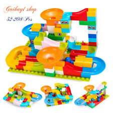 Compatible With New Kids Duplo Marble Race Run Maze Ball