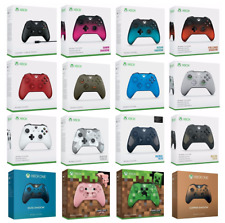 OFFICIAL MICROSOFT XBOX ONE WIRELESS CONTROLLER 3.5MM JACK  VARIETY*