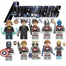 Lego Avengers Figure Endgame Marvel Super Hero Iron Man Thor Captain America E