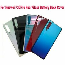 Replacement For Huawei P30/P30 Pro Rear Glass Battery Back Cover Cases Adhesive